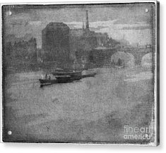 Pennell Thames, 1903 Acrylic Print by Granger
