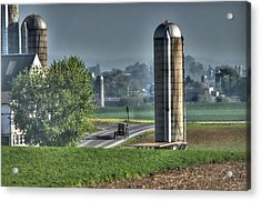 Pennsylvania - Amish Country  Acrylic Print