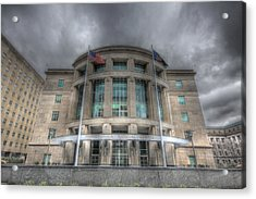 Pennsylvania Judicial Center Acrylic Print