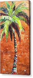 Penny Palm Acrylic Print