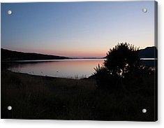 Pennyghael Sunset Acrylic Print