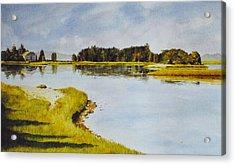 Petomska Inlet Acrylic Print