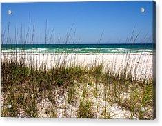 Pensacola Beach 1 - Pensacola Florida Acrylic Print