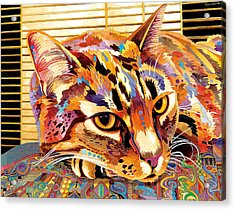 Pepa Acrylic Print