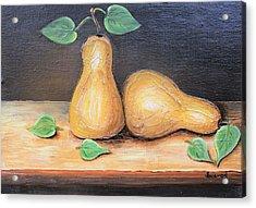 Peras Acrylic Print