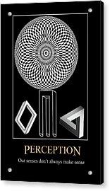 Perception Acrylic Print