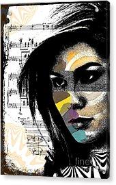 Perceptions Acrylic Print by Ramneek Narang