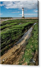 Perch Rock Lighthouse Acrylic Print