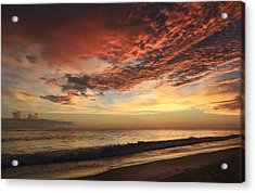 Perfect End To The Day Acrylic Print
