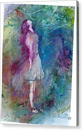 Perfect Peace Acrylic Print