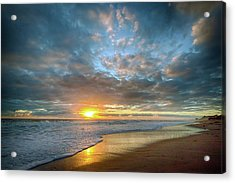 Perfect Start Sunrise Acrylic Print