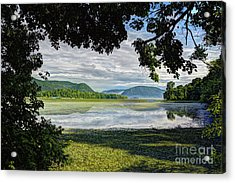 Perfectly Framed Acrylic Print