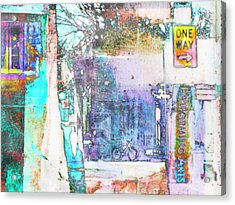 Acrylic Print featuring the photograph Performance Arts by Susan Stone