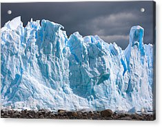 Perito Moreno Glacier - Patagonia Acrylic Print by Carl Amoth