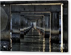 Perpectives Acrylic Print by Michael Herb