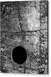 Acrylic Print featuring the photograph Perpendicular by Tom Druin