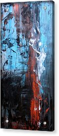 Perplexity 1 Acrylic Print by Holly Anderson