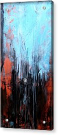 Perplexity 2 Acrylic Print by Holly Anderson