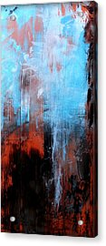 Perplexity 3 Acrylic Print by Holly Anderson