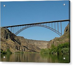 Perrine Bridge Acrylic Print