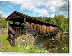 Perrine's Bridge In May Acrylic Print