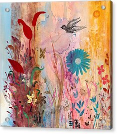 Persephone's Splendor Acrylic Print