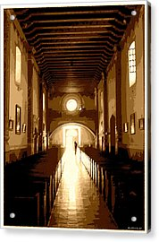 Personal Sanctuary Acrylic Print by Glenn McCarthy Art and Photography