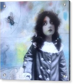 Pest Acrylic Print by Susan McCarrell
