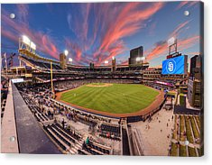Petco Park - Farewell To 2015 Season Acrylic Print