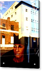 Peter Built Acrylic Print by Jez C Self