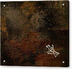Petroglyph 5 Acrylic Print