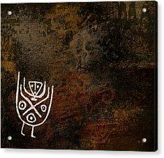 Petroglyph 7 Acrylic Print