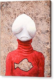 Petz Acrylic Print by Ethan Harris