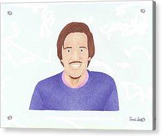 Pewdiepie Acrylic Print