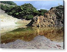 Pfeiffer Beach Landscape Acrylic Print by Pierre Leclerc Photography