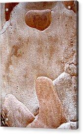 Phallic - Tree Bark Pareidolia Acrylic Print