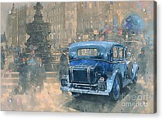 Phantom In Piccadilly  Acrylic Print