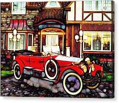 Phantom Rolls Royce 1935 Acrylic Print