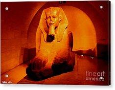 Pharaoh By Taikan Acrylic Print