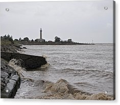 Acrylic Print featuring the photograph phare de Richard by Marc Philippe Joly