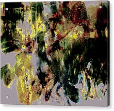 Pharrell Williams Paint Splats Acrylic Print