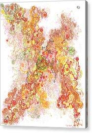 Phase Transition Acrylic Print