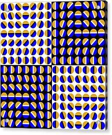 Phases Acrylic Print