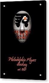 Philadelphia Flyers Established Acrylic Print by Joe Hamilton