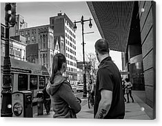 Philadelphia Street Photography - Dsc00248 Acrylic Print