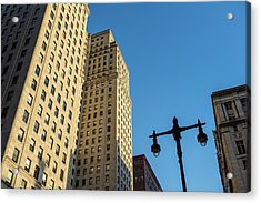 Philadelphia Urban Landscape - 0948 Acrylic Print