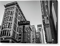 Philadelphia Urban Landscape - 0980 Acrylic Print