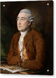 Philippe Jacques De Loutherbourg Acrylic Print