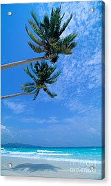 Philippines, Boracay Isla Acrylic Print by William Waterfall - Printscapes