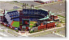 Phillies Citizens Bank Park Philadelphia Acrylic Print